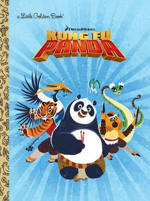 cover image of DreamWorks Kung Fu Panda