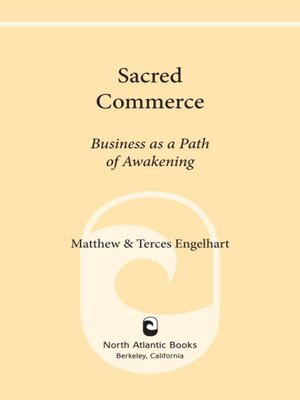 cover image of Sacred Commerce