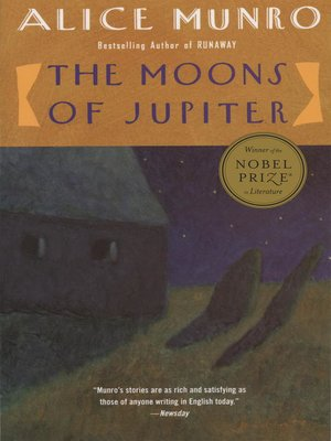 cover image of The Moons of Jupiter