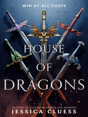cover image of House of Dragons
