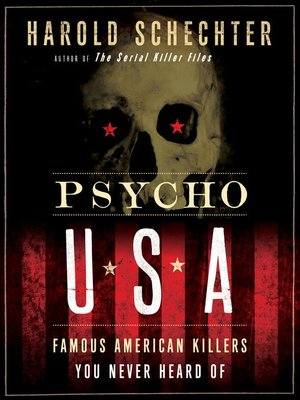 cover image of Psycho USA