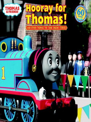 cover image of Hooray for Thomas!