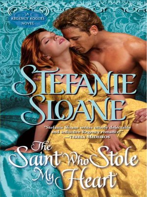 cover image of The Saint Who Stole My Heart