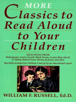 4 results for the read aloud handbook seventh edition jim more classics to read aloud fandeluxe Gallery