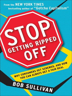 cover image of Stop Getting Ripped Off