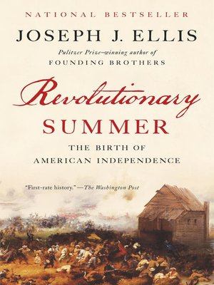 cover image of Revolutionary Summer
