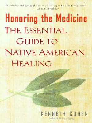 cover image of Honoring the Medicine