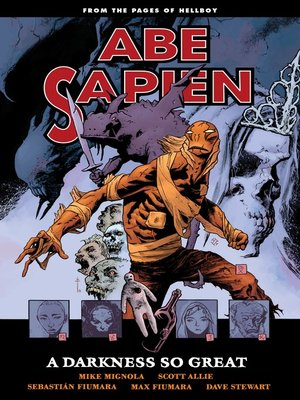 cover image of Abe Sapien (2008), Volume 6