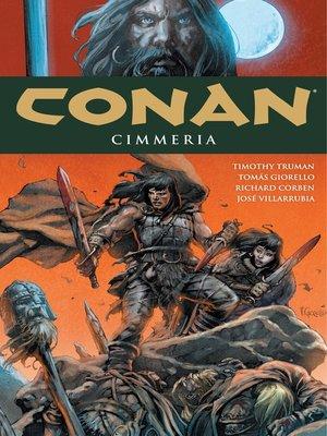 cover image of Conan, Volume 7