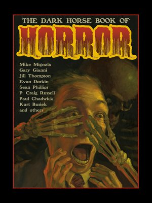 cover image of The Dark Horse Book of Horror