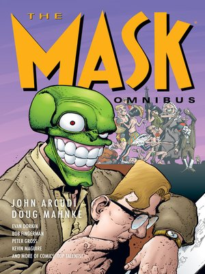 cover image of The Mask Omnibus, Volume 2