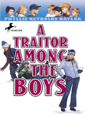 cover image of A Traitor Among the Boys