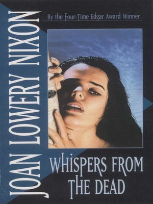 cover image of Whispers from the Dead