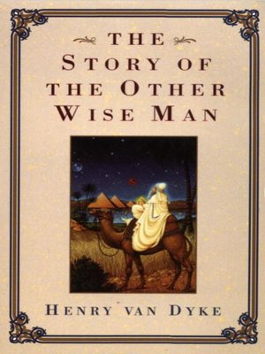 cover image of Story of the Other Wise Man