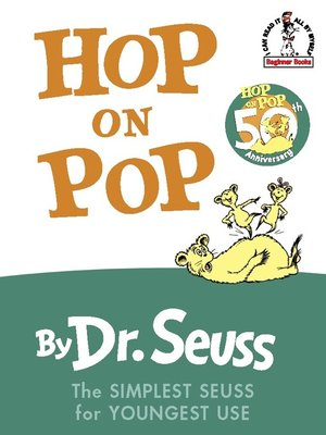 cover image of Hop on Pop