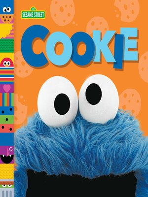 cover image of Cookie (Sesame Street Friends)