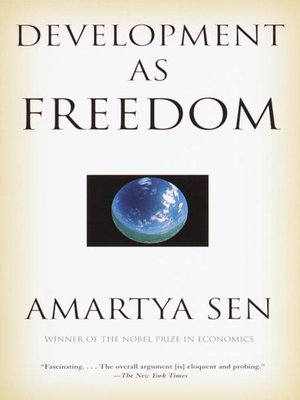 cover image of Development as Freedom