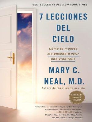 cover image of 7 lecciones del cielo