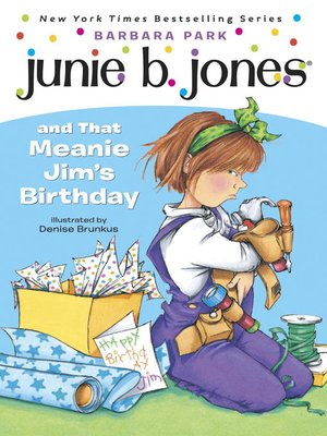 cover image of Junie B. Jones and that Meanie Jim's Birthday