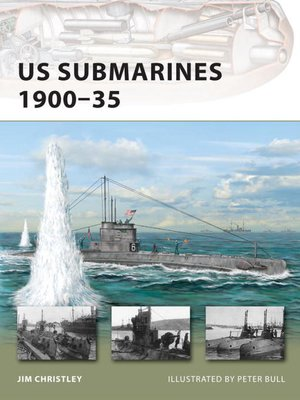 cover image of US Submarines 1900–35