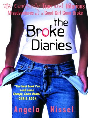 cover image of The Broke Diaries