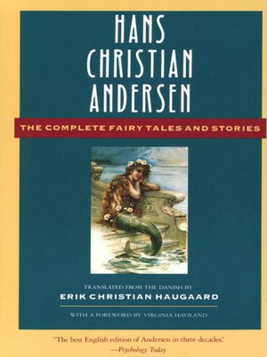 cover image of The Complete Fairy Tales and Stories