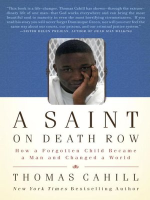 cover image of A Saint on Death Row