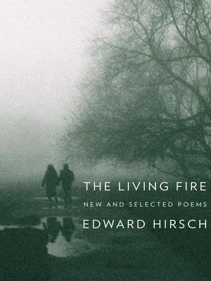cover image of The Living Fire