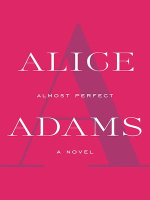 cover image of Almost Perfect