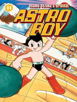 cover image of Astro Boy (2002), Volume 11