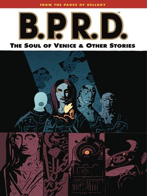 cover image of B.P.R.D. (2002), Volume 2