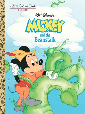 cover image of Mickey and the Beanstalk (Disney Classic)