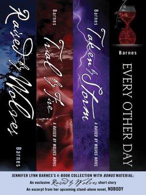 cover image of Jennifer Lynn Barnes Anthology