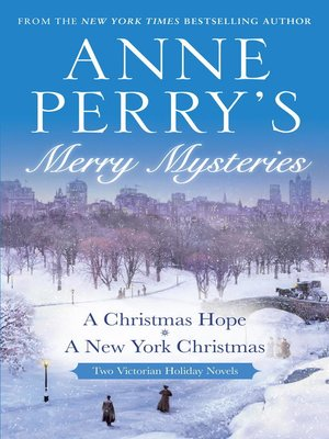 cover image of Anne Perry's Merry Mysteries