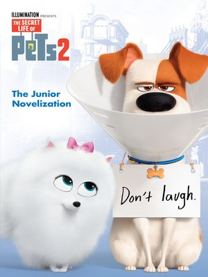 cover image of The Secret Life of Pets 2 Junior Novelization (The Secret Life of Pets 2)