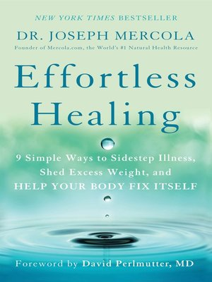 cover image of Effortless Healing
