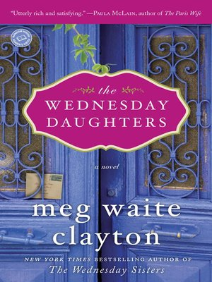 cover image of The Wednesday Daughters