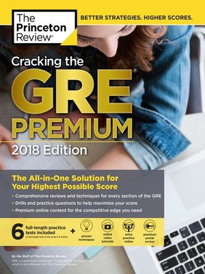 Cracking The New Gre 2012 Pdf