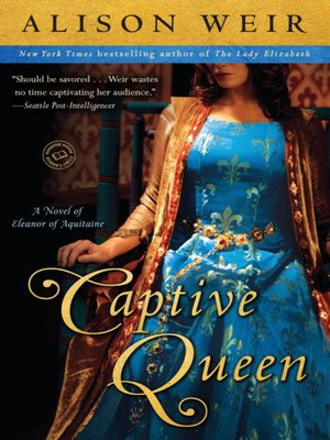 cover image of Captive Queen
