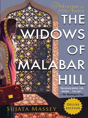 cover image of The Widows of Malabar Hill