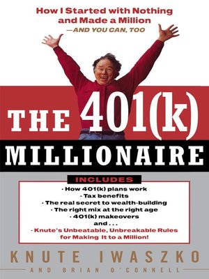 cover image of The 401(k) Millionaire
