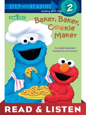 cover image of Baker, Baker, Cookie Maker