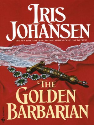 cover image of The Golden Barbarian