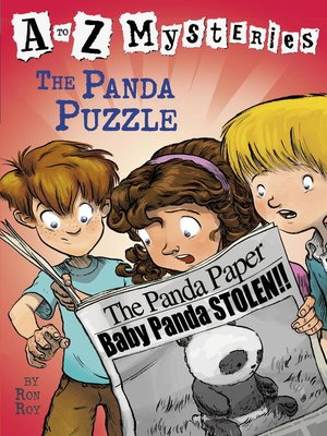 cover image of The Panda Puzzle