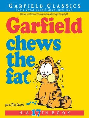 cover image of Garfield Chews the Fat