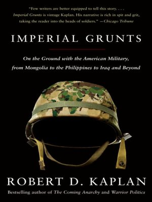 cover image of Imperial Grunts