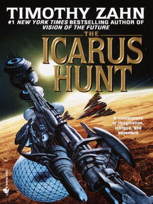 cover image of The Icarus Hunt