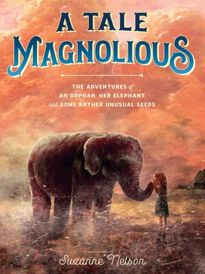 cover image of A Tale Magnolious