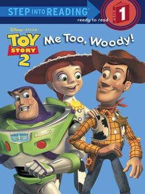 cover image of Me Too, Woody!