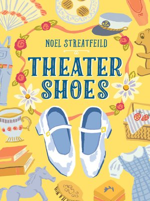 cover image of Theater Shoes